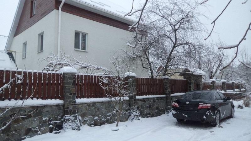 Аренда дома на Новый год в Киеве и области
