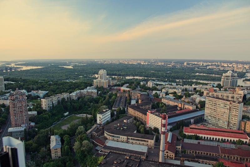 Киев, Кловский спуск 7-а