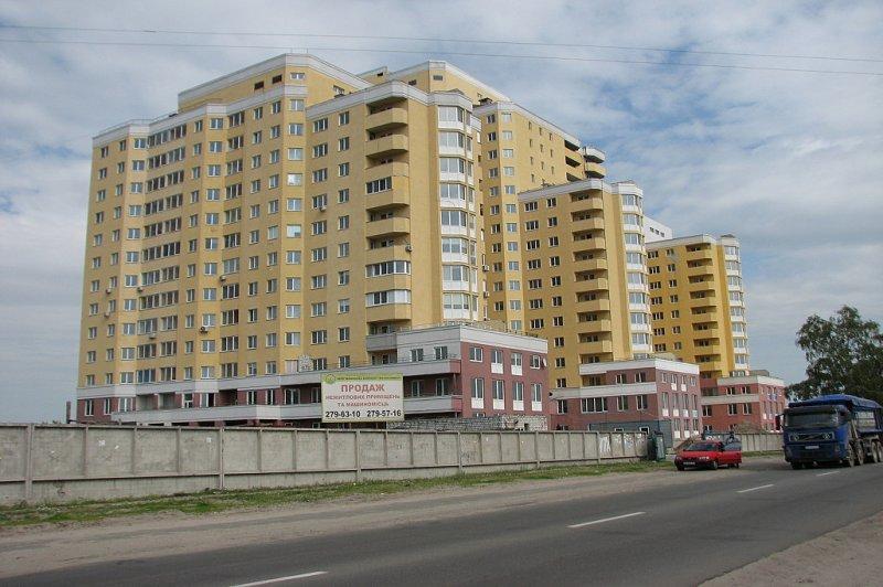 Киев (Бортничи), ул. Харченко (Ленина), 47-59