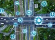 Сложные перекрестки в Киеве уже анализируются 31 камерой с интеллектуальной транспортной системой