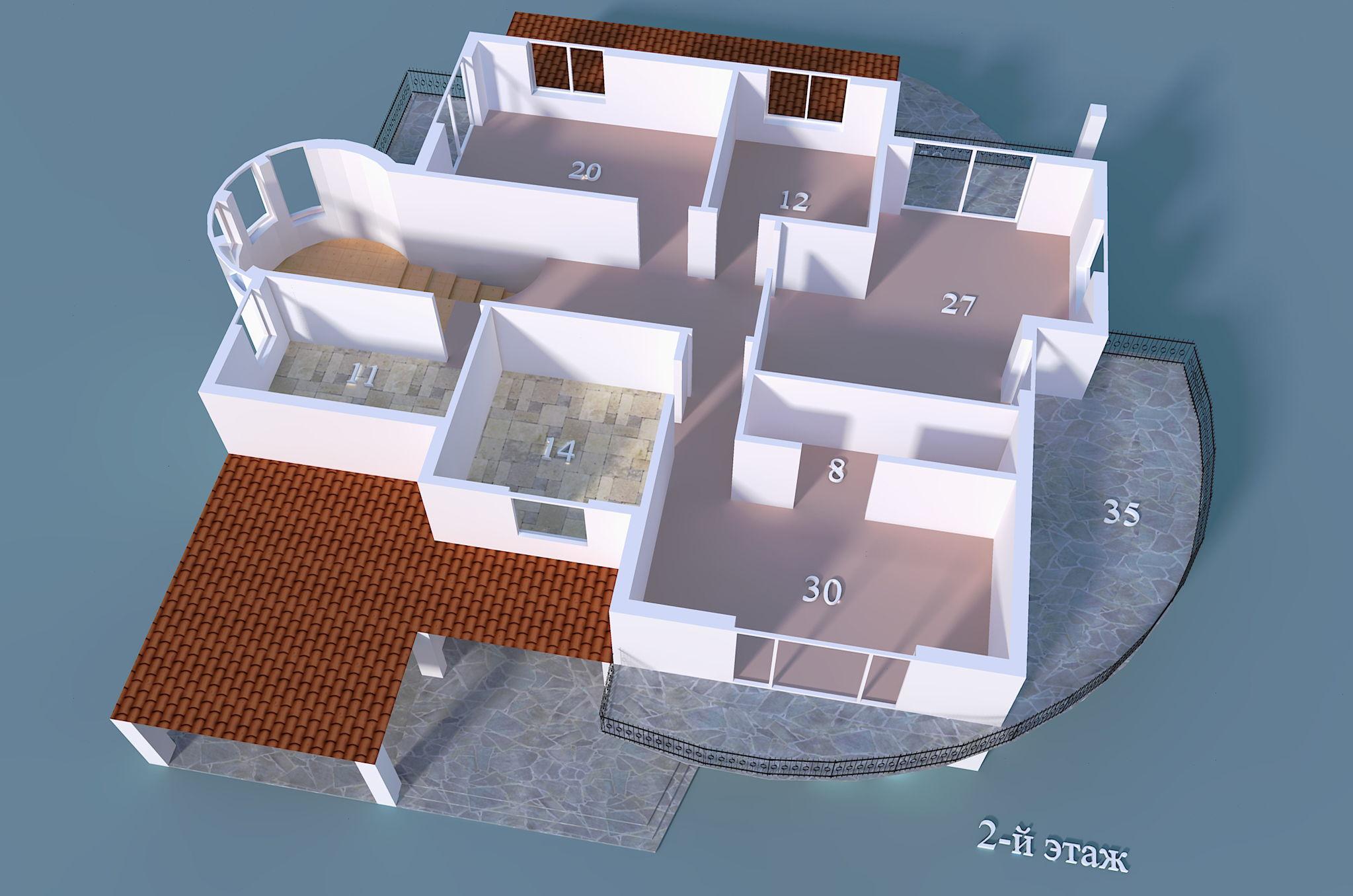 Дом W-4261812, Романков - Фото 69