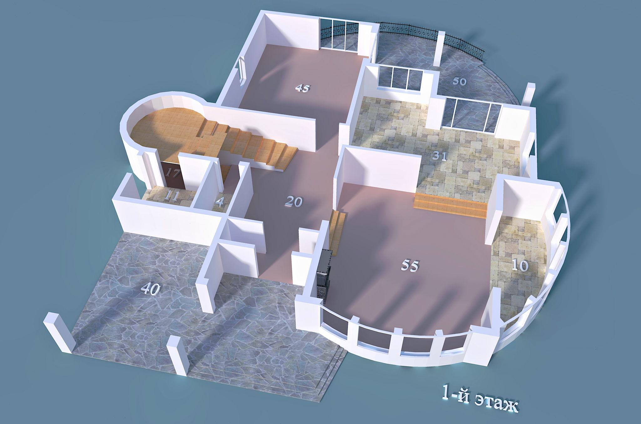 Дом W-4261812, Романков - Фото 68