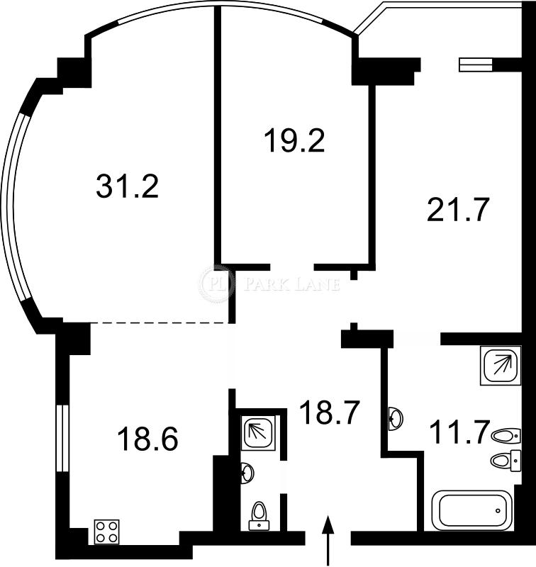 Квартира W-4943774, Тургенєвська, 44, Київ - Фото 7