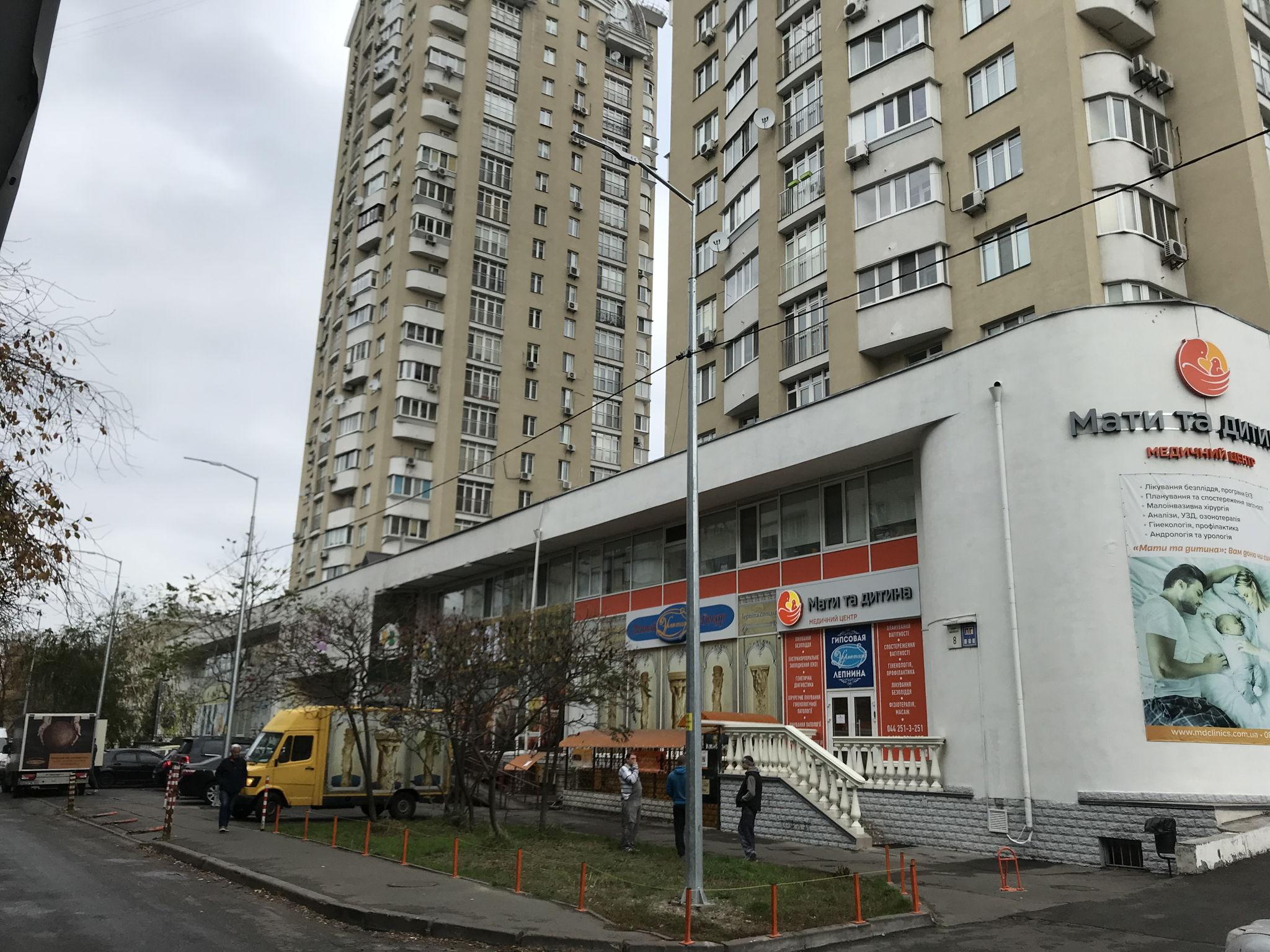 Нежилое помещение, W-5874899, Макеевская, 8, Киев - Фото 1