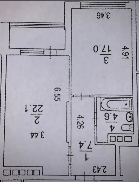 Квартира W-6018242, Победы просп., 5в, Киев - Фото 2