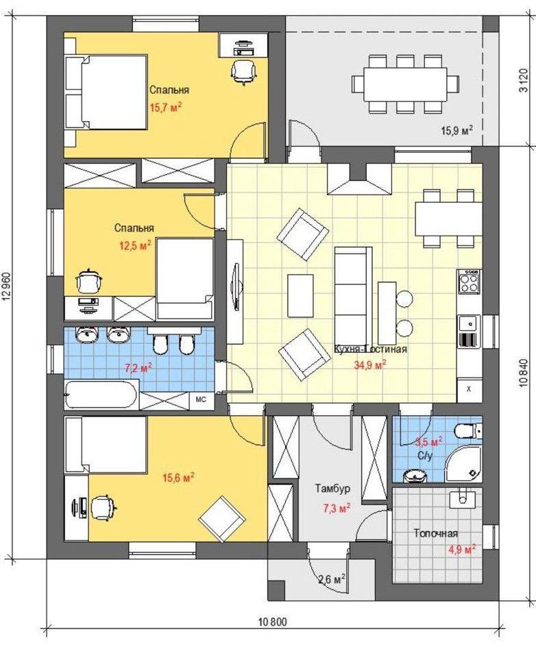 Дом W-5786050, Лесная, 1, Романков - Фото 5