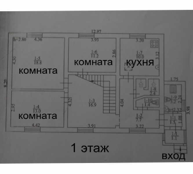 Дом W-5973639, Симиренко Платона пер. (Ульяновых), 4б, Бровары - Фото 12