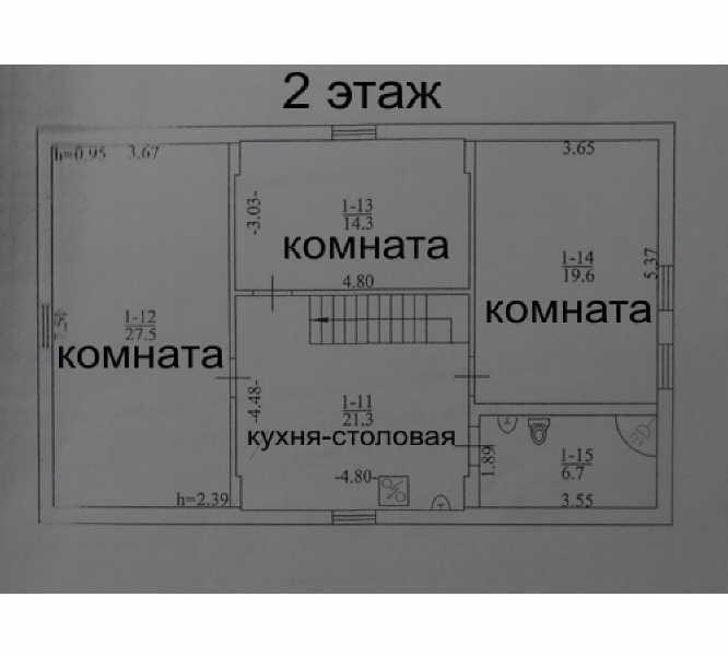 Дом W-5973639, Симиренко Платона пер. (Ульяновых), 4б, Бровары - Фото 13