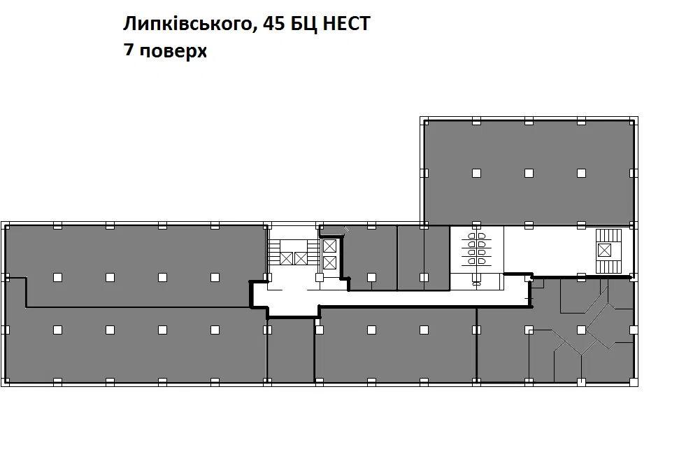 Офис, W-6501724, Липкивского Василия (Урицкого), 45, Киев - Фото 5