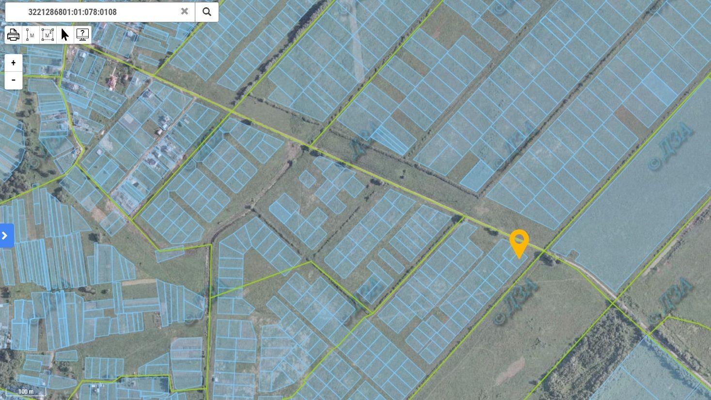 Земельный участок W-6089452, Пуховка - Фото 4