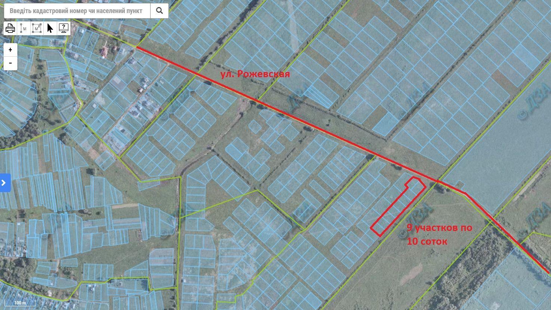 Земельный участок W-6089452, Пуховка - Фото 3