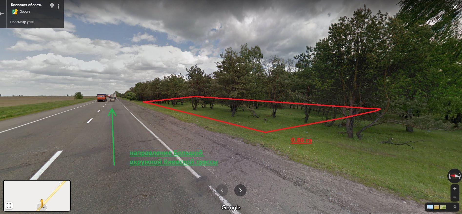 Земельный участок W-6141996, Малая Александровка - Фото 2